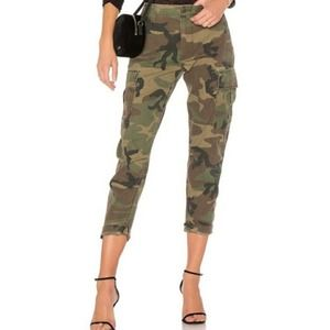 Re/Done originals cargo camo pants